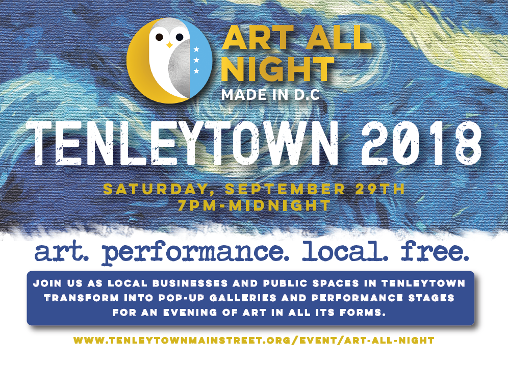 Tenleytown - Art All Night