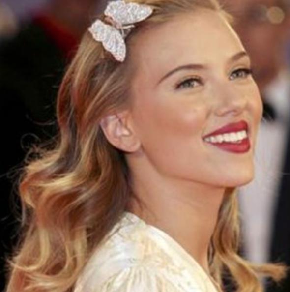 Scarlett Johansson  11/22