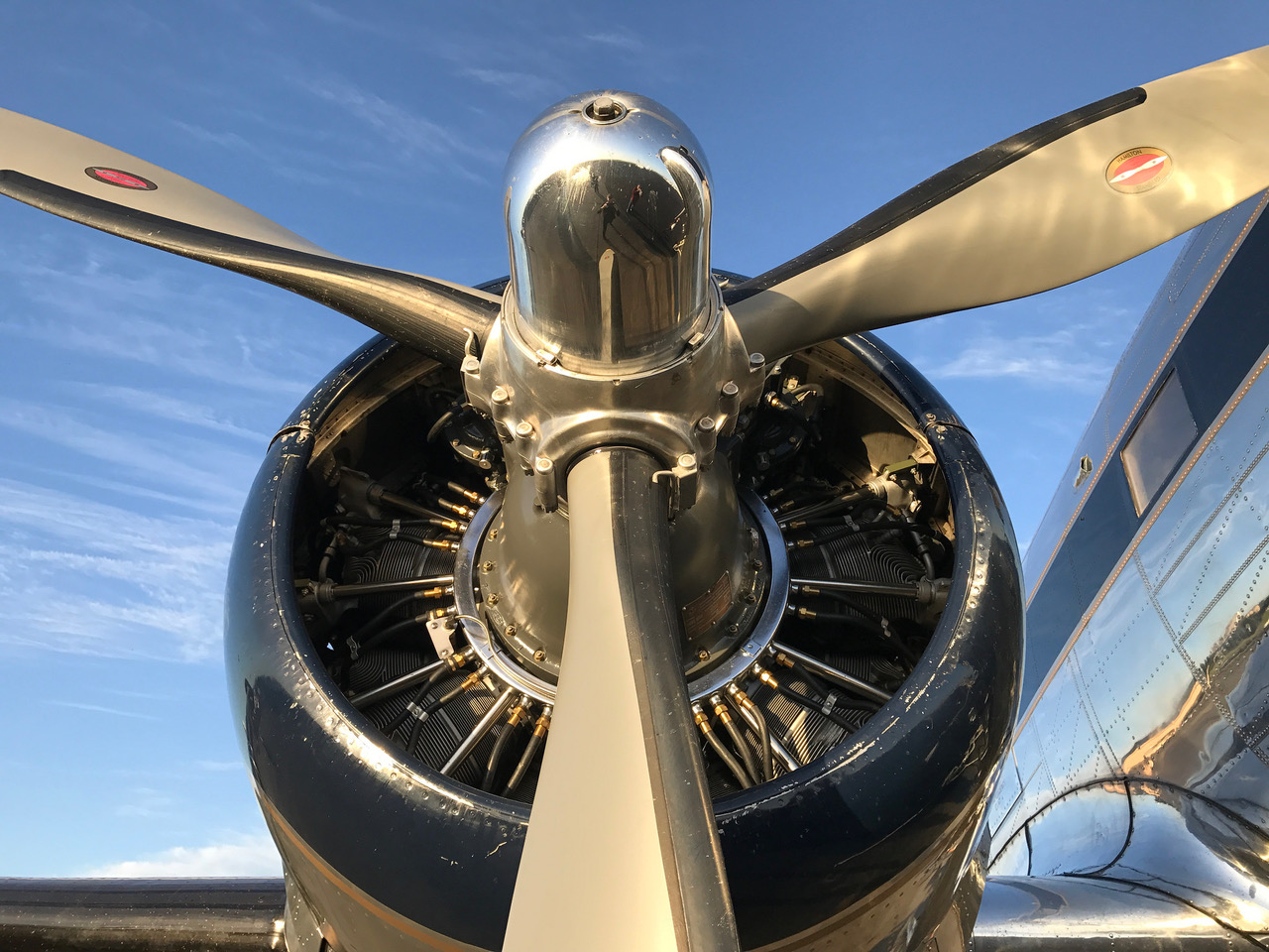 Pratt Whitney  R-1830-94 : 1,350 hp (1,007 kW)