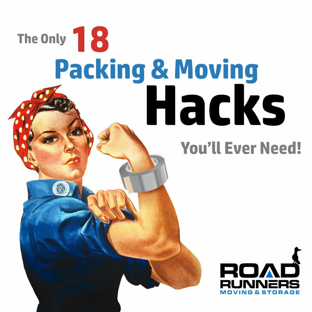Packing and Moving Tips LOGO
