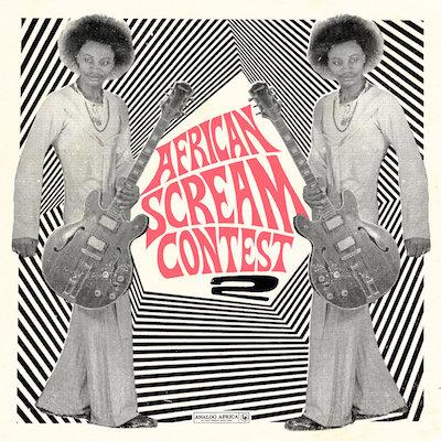 Africa Scream Contest 2