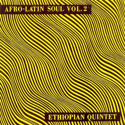 Mulatu Astatke & His Ethiopian Quintet