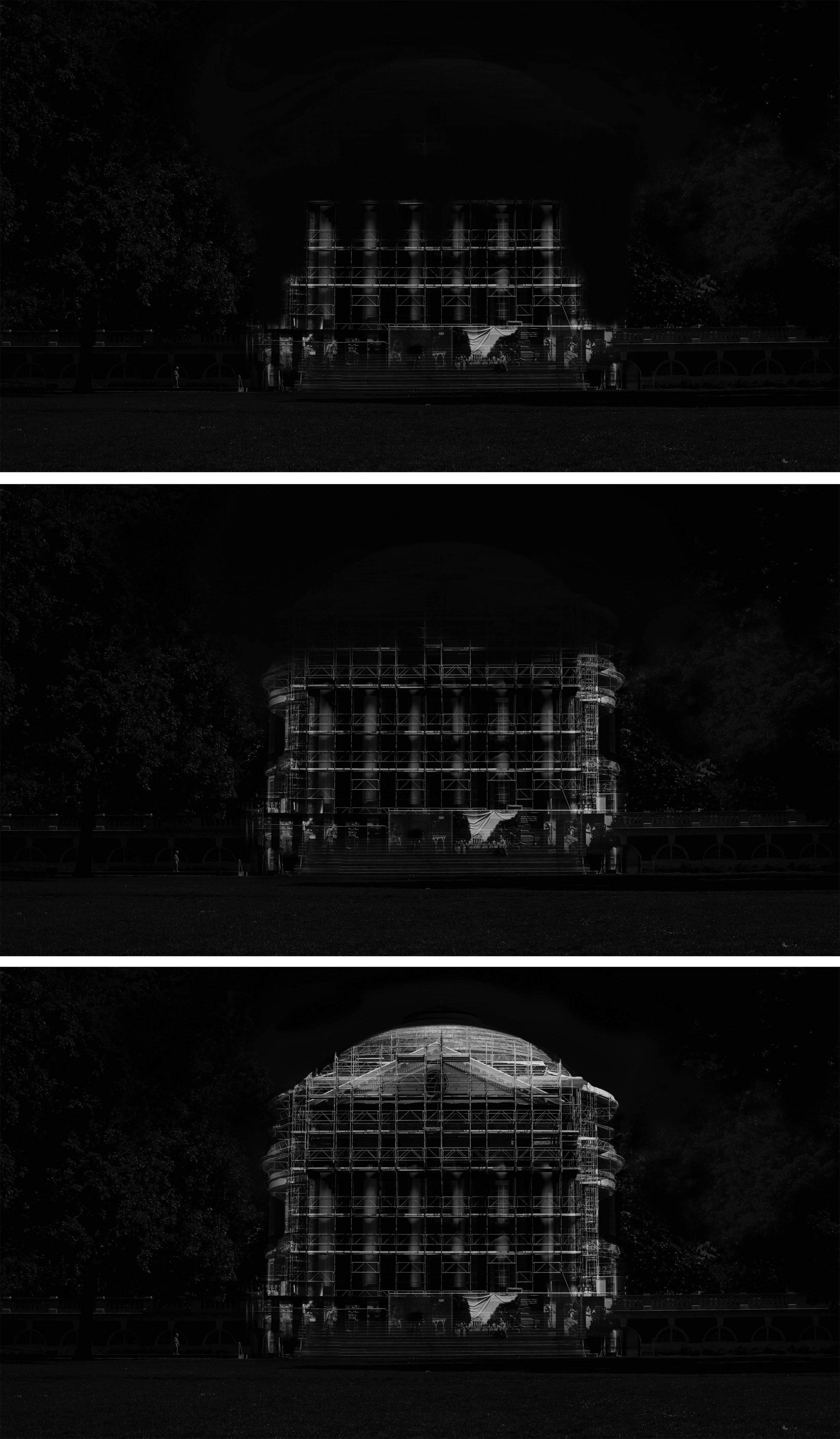 Architectural Projection Pre-viz