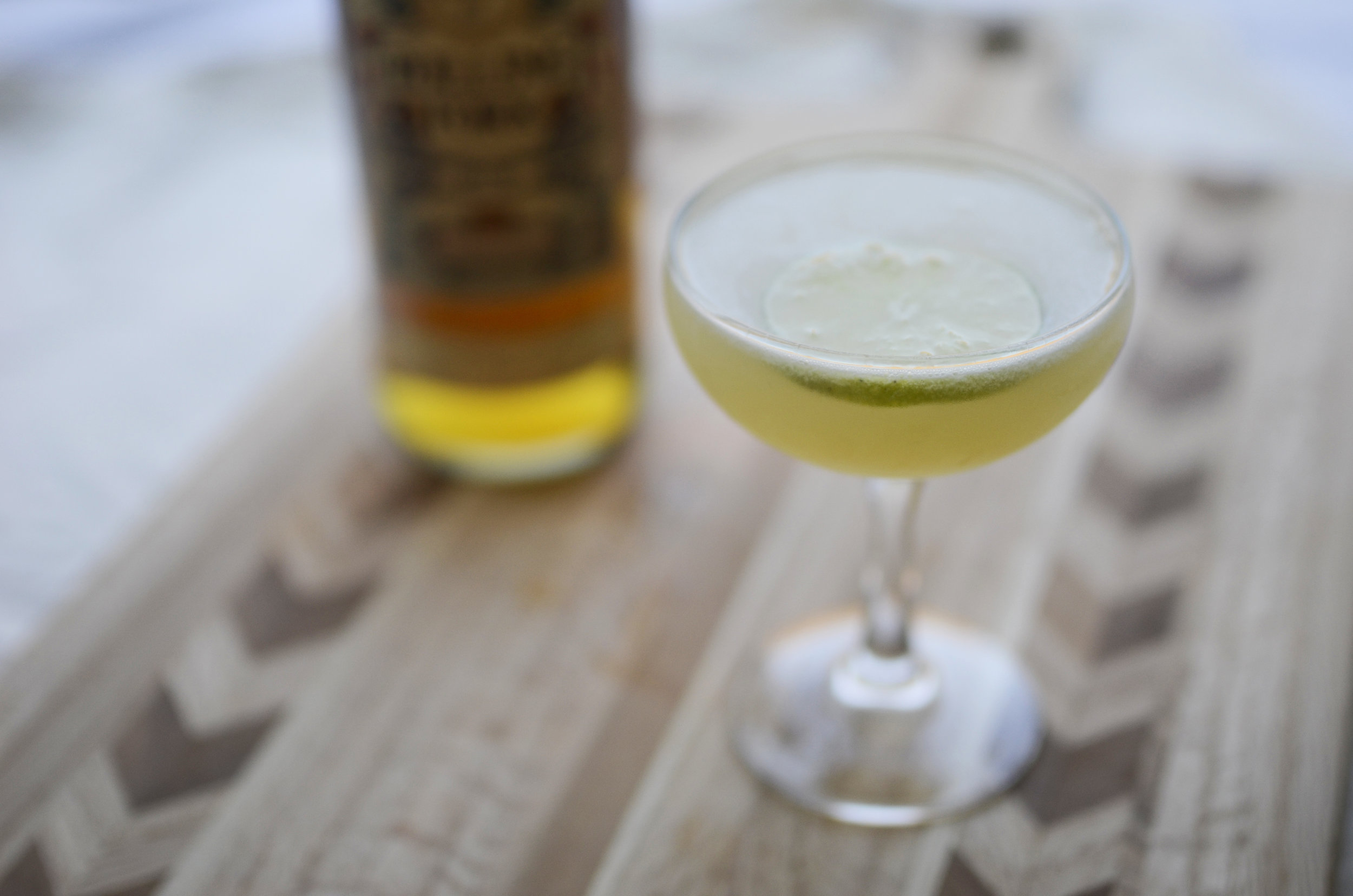 Rolling Form Rum Daiquiri