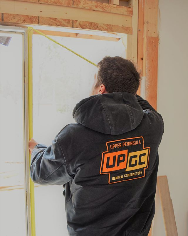 We stand by our service, while you get to enjoy it. Schedue your custom home consultation today. 📞: 906.748.0778 📧: office@upgeneralcontracting.com