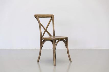 Cross Back Chair (link)