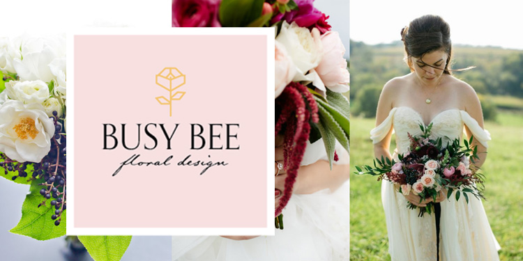 I am proud to say that Busy Bee Floral Design is the work of my lovely wife, Debbie. Talented and passionate, she knows flowers and wants to bring blooming beauty into your wedding day.