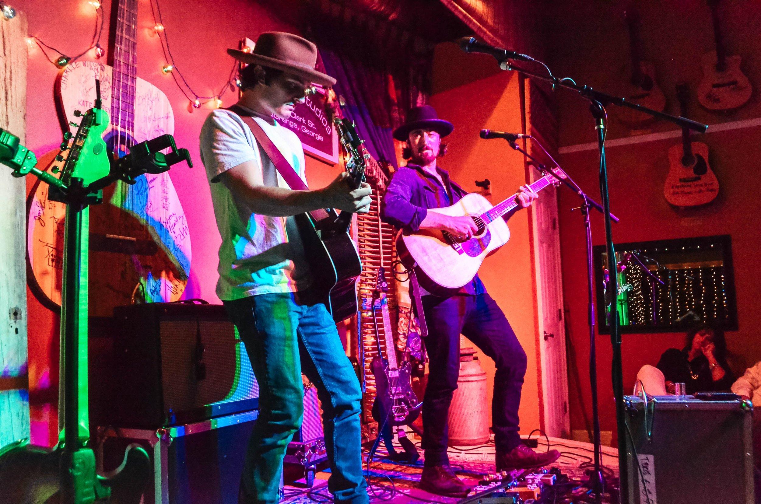The Talbott Brothers: Tyler and Nick Talbott.