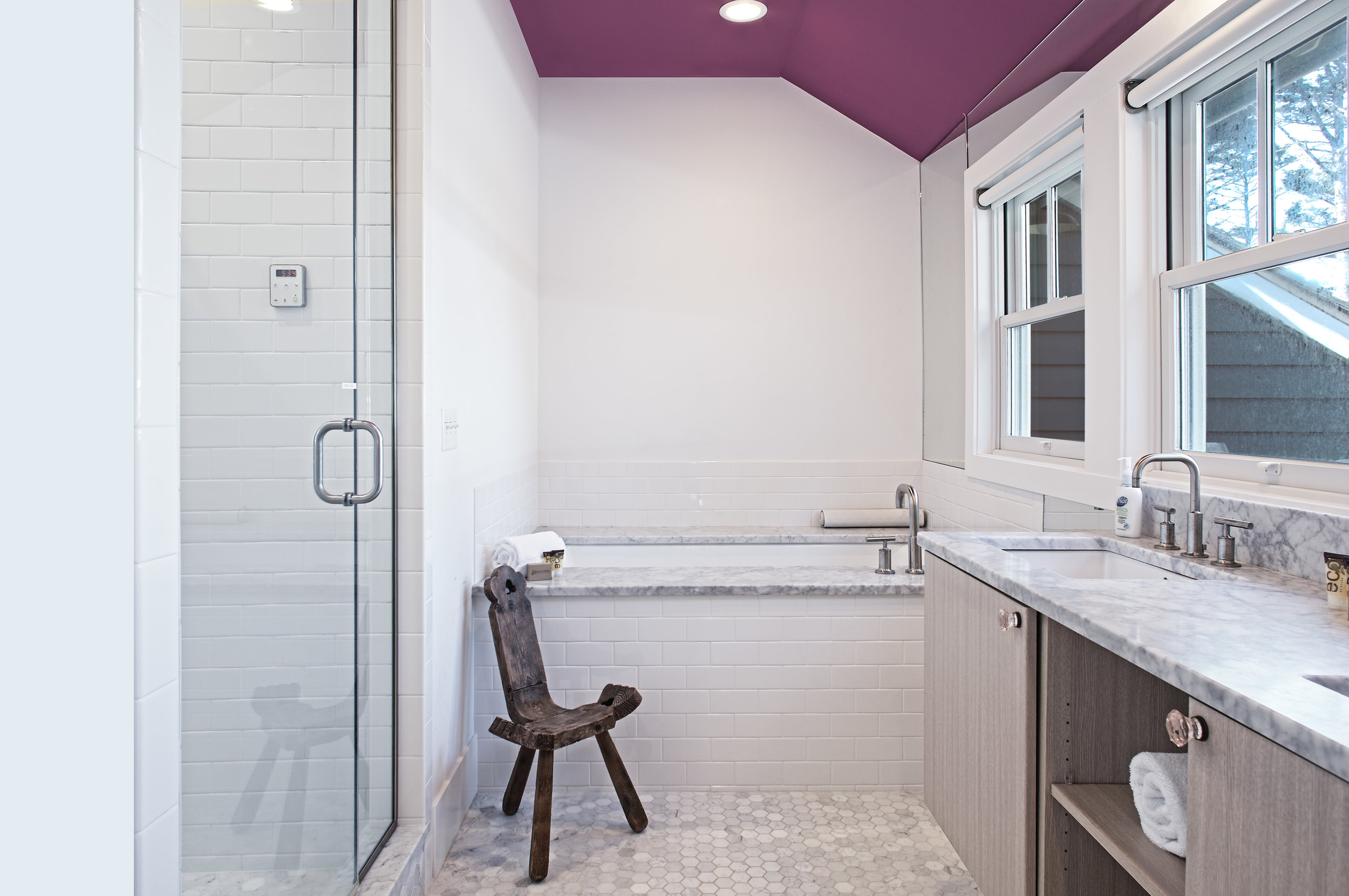 Seattle Real Estate Photography Bathroom