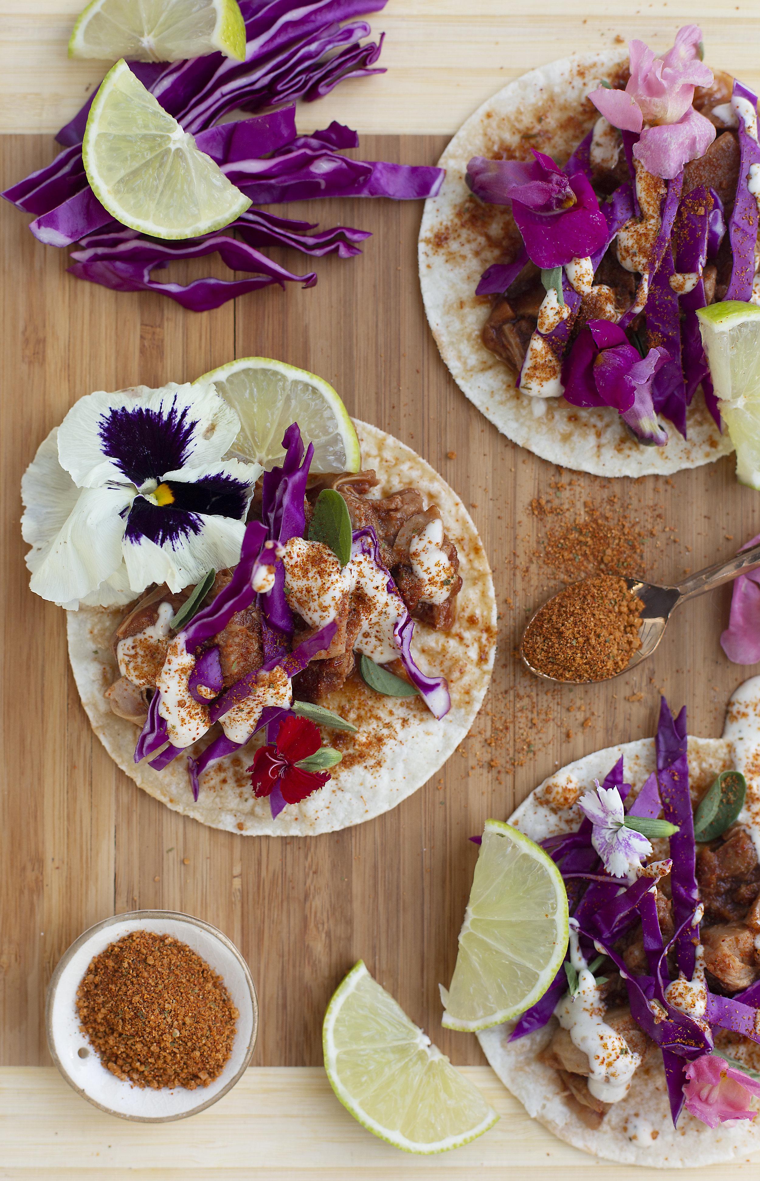 Seattle Food Photography Studio