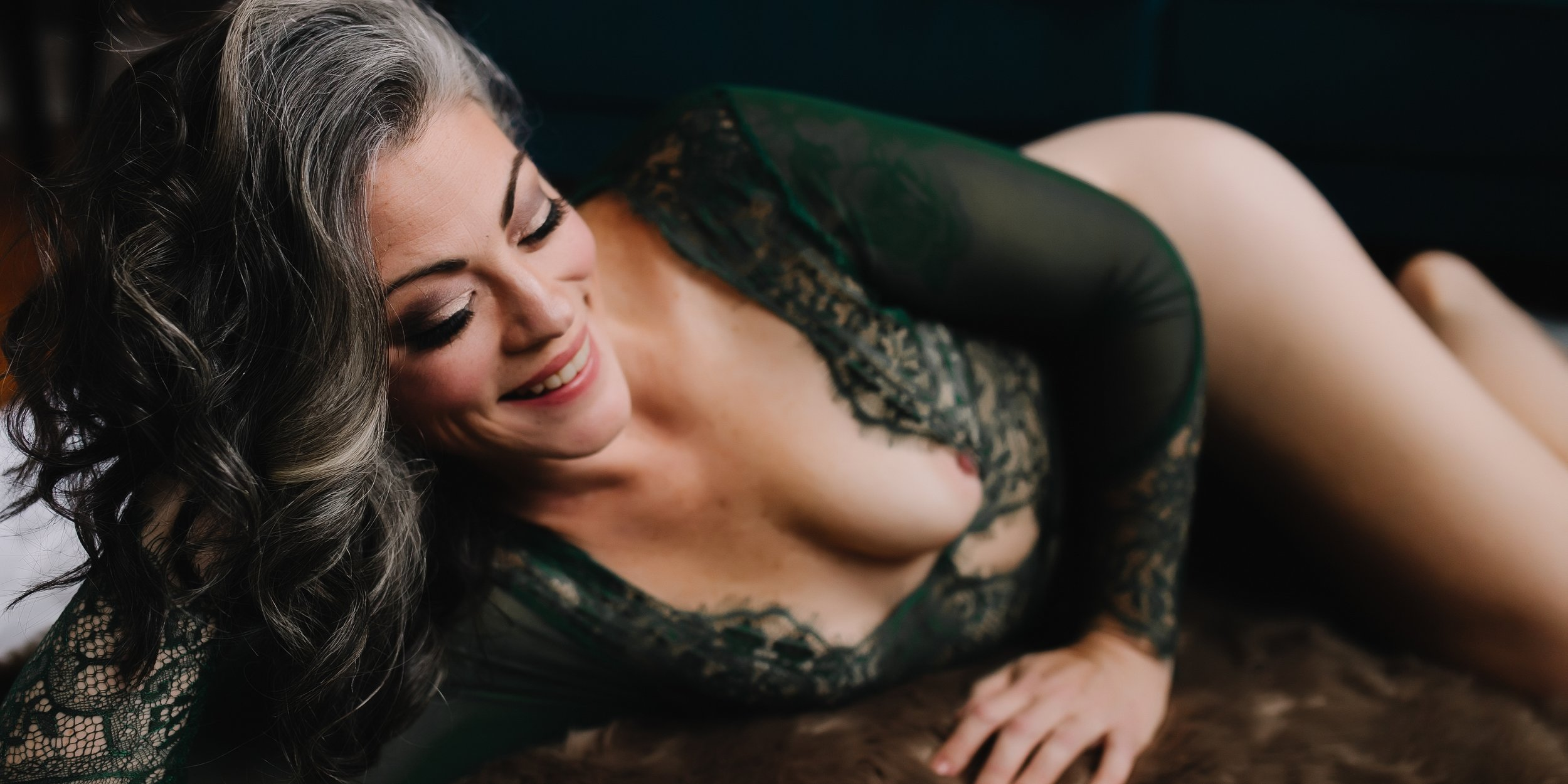 Georgia boudoir photographer