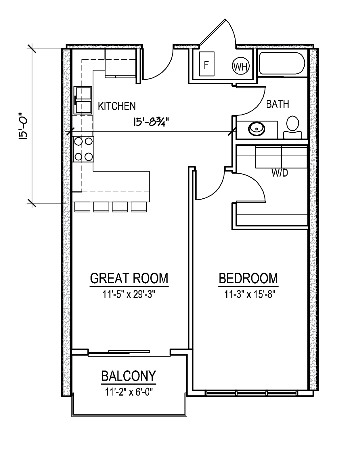 424 M 1 Bedroom@2x.png