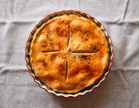 New York Times Perfect Peach Pie