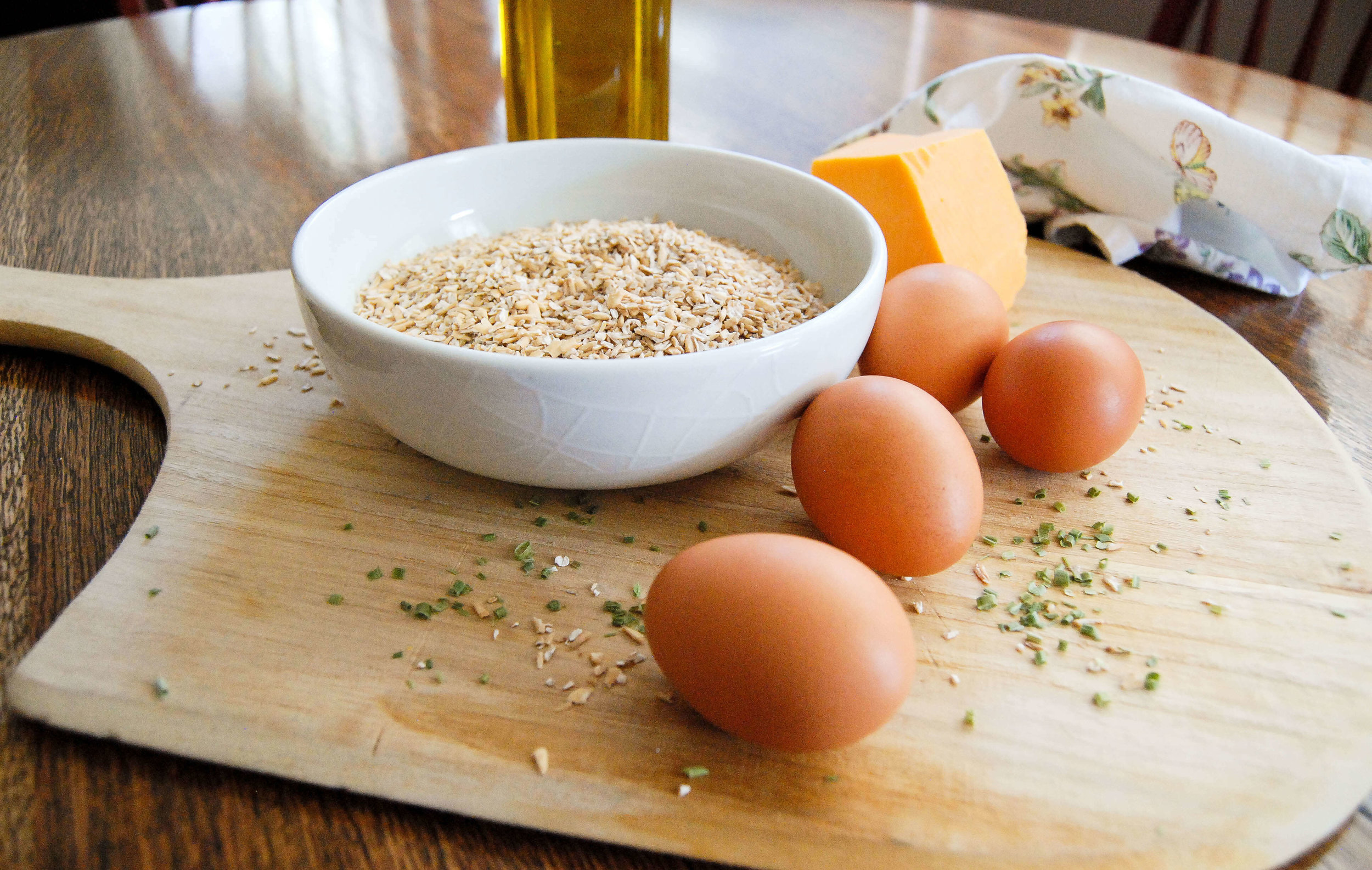Oats And Eggs