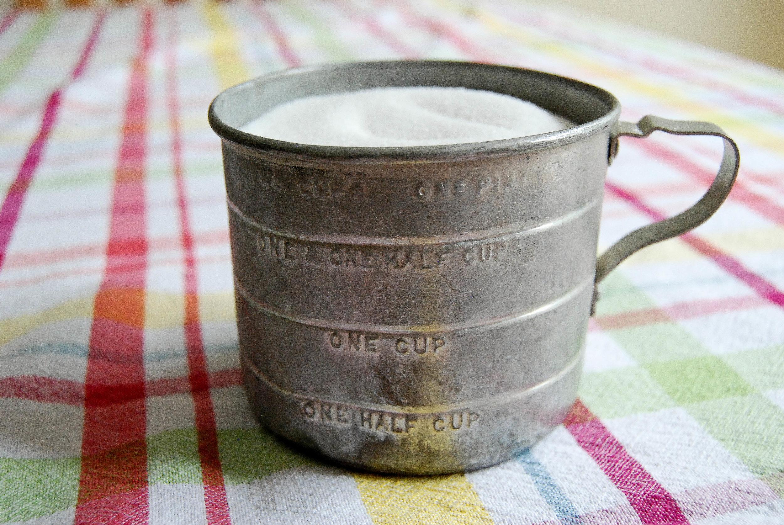 2 Cups Sugar