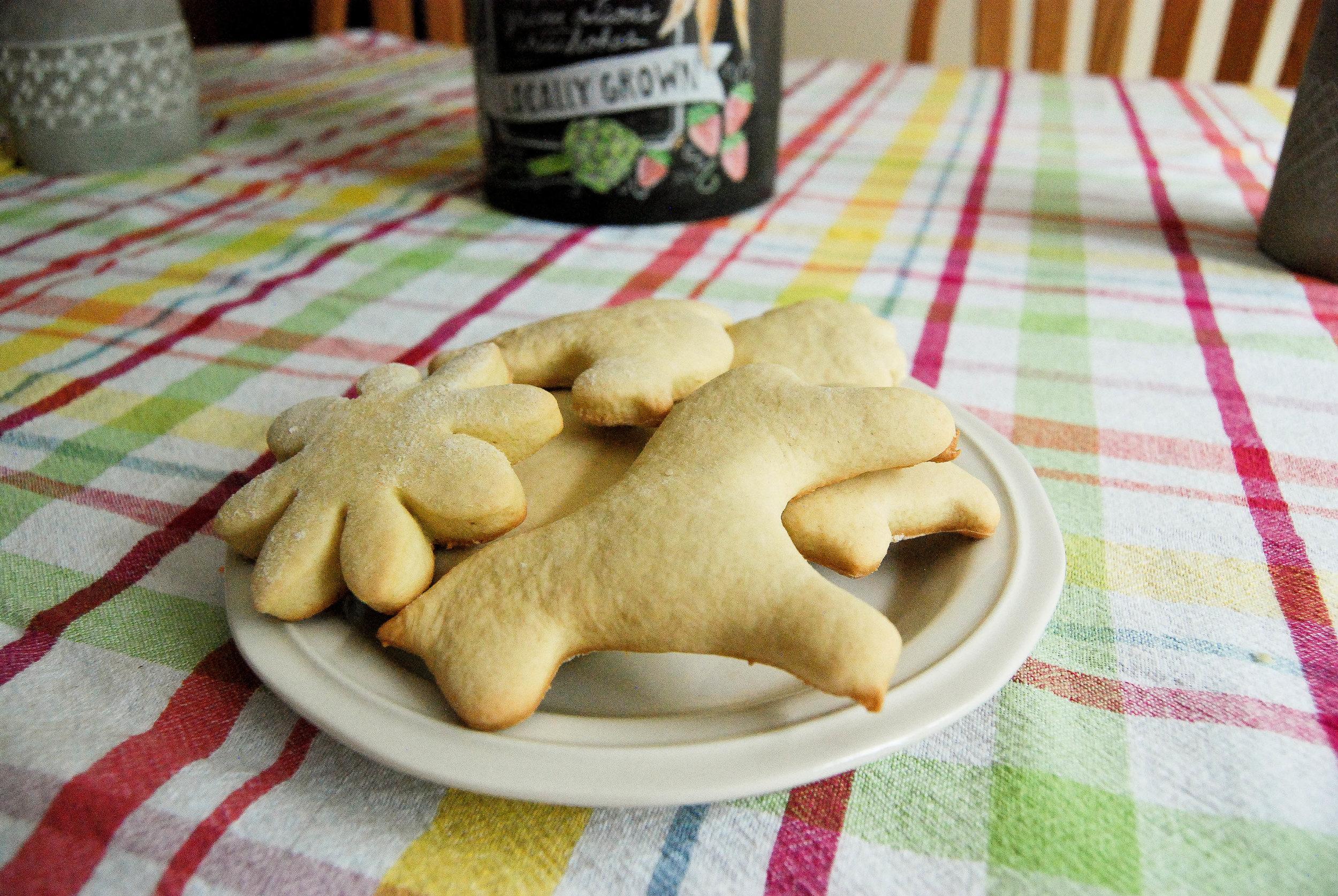 Big Soft Sugar Cookies