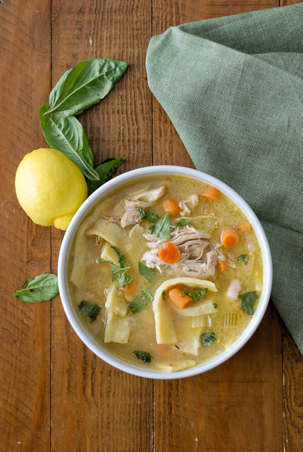 The Best And Easiest Instant Pot Chicken Noodle Soup
