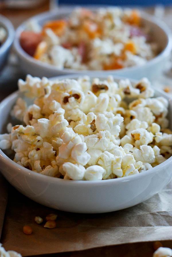 Italian Style Popcorn