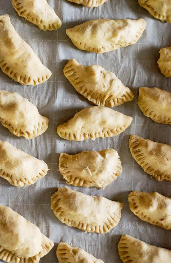 Pear And Cheddar Hand Pies