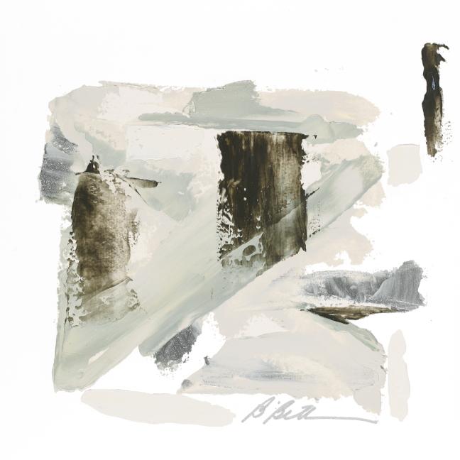 URBAN XIII, 10' x 10', OIL ON PAPER