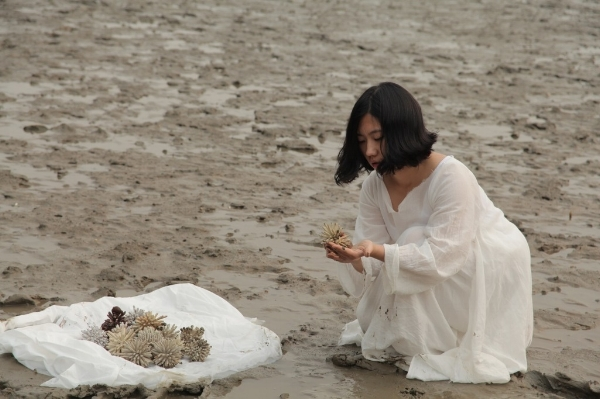 Performance Art Still @Seokmodo Beach in 2012