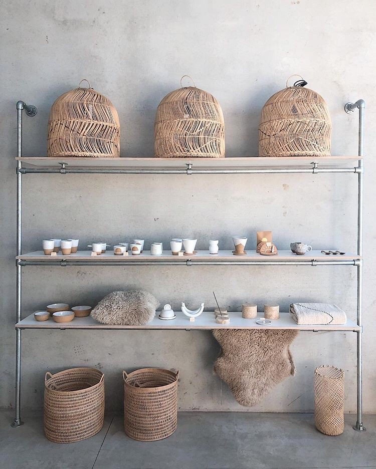 Our Ceramics On Display At Bohéme Home