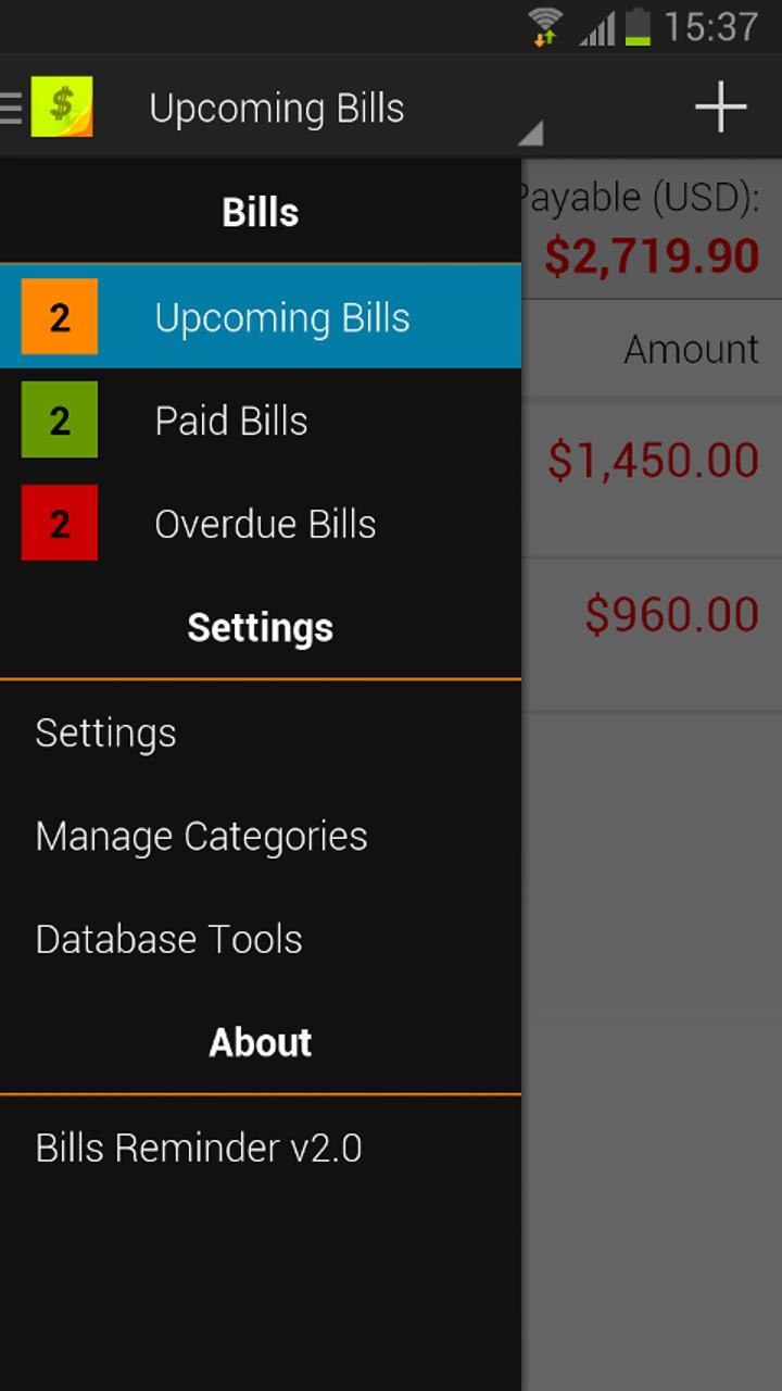 Handy_Apps_For_Life_Productivity_BillsReminder_Nav-drawer.png