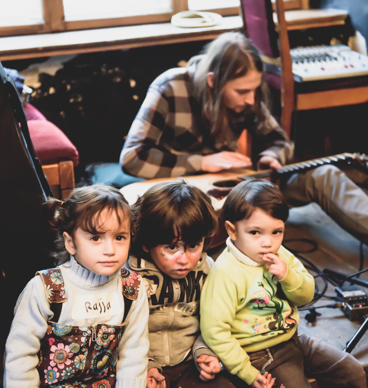 13.11.2016. Ar ANO bēgļu aģentūras (UNCHR) atbalstu rīkotais pasākums bēgļu ģimenēm un draugiem, Kaņepes Kultūras Centrs (KKC). Event supported by UNCHR for refugees and their families at KKC in Riga, Latvia