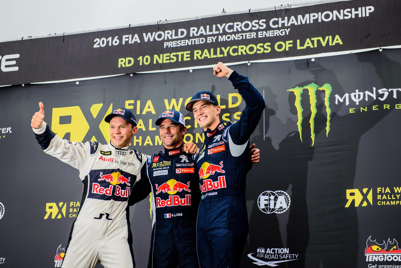 02.10.2016. Pasaules rallijkrosa čempionāta posms Rīgā, Biķerniekos. Neste World RX of Latvia.