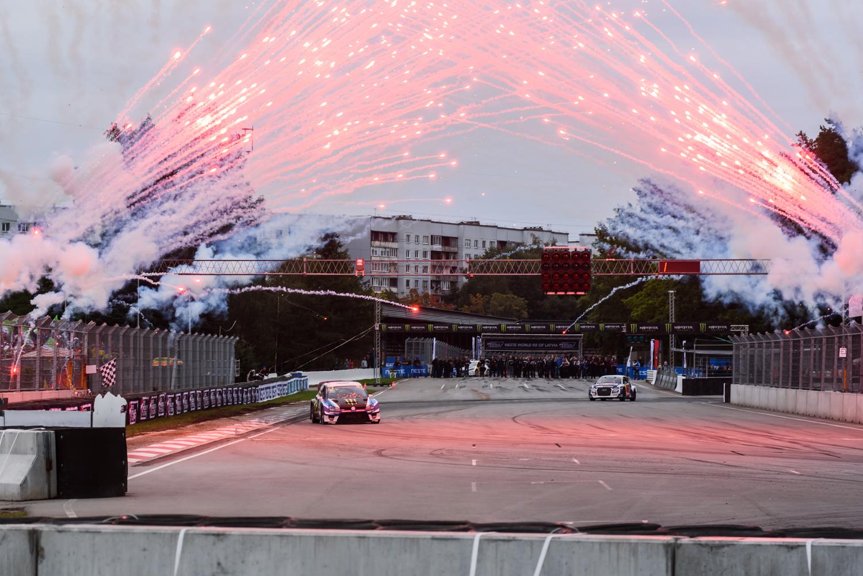17.09.2017. WORLD RX Latvia. Biķernieku sporta komplekss, Rīga.