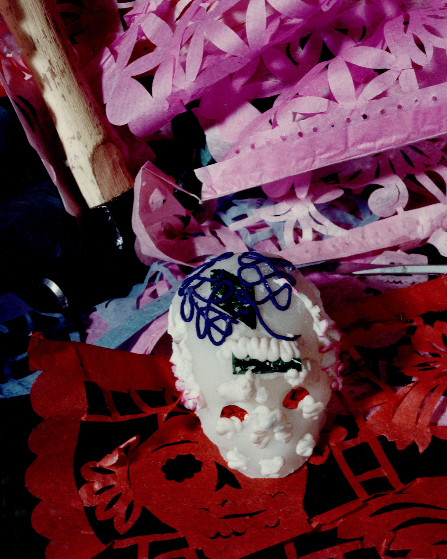 Sam SAMORE_Dia de los muertos_2018_© Courtesy Galerie Gisela Capitain, Cologne_1.jpg