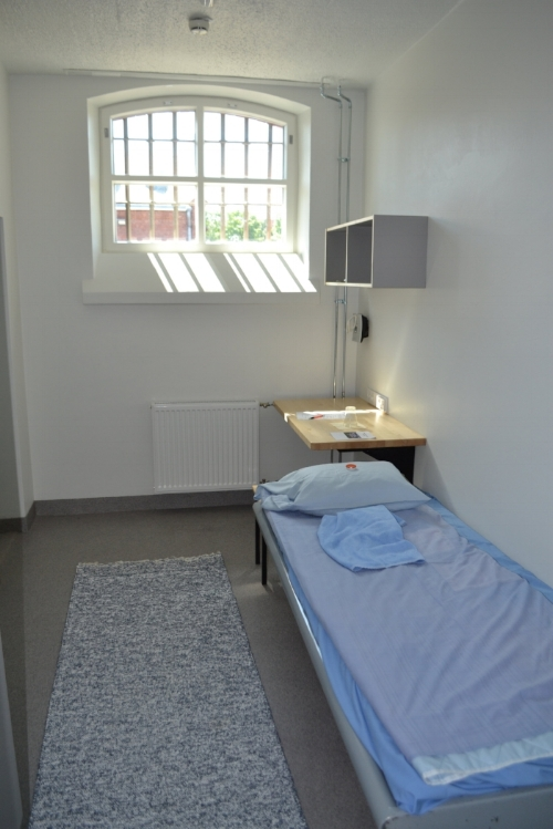 Haluaisitko itse asua tässä huoneessa päivästä toiseen?