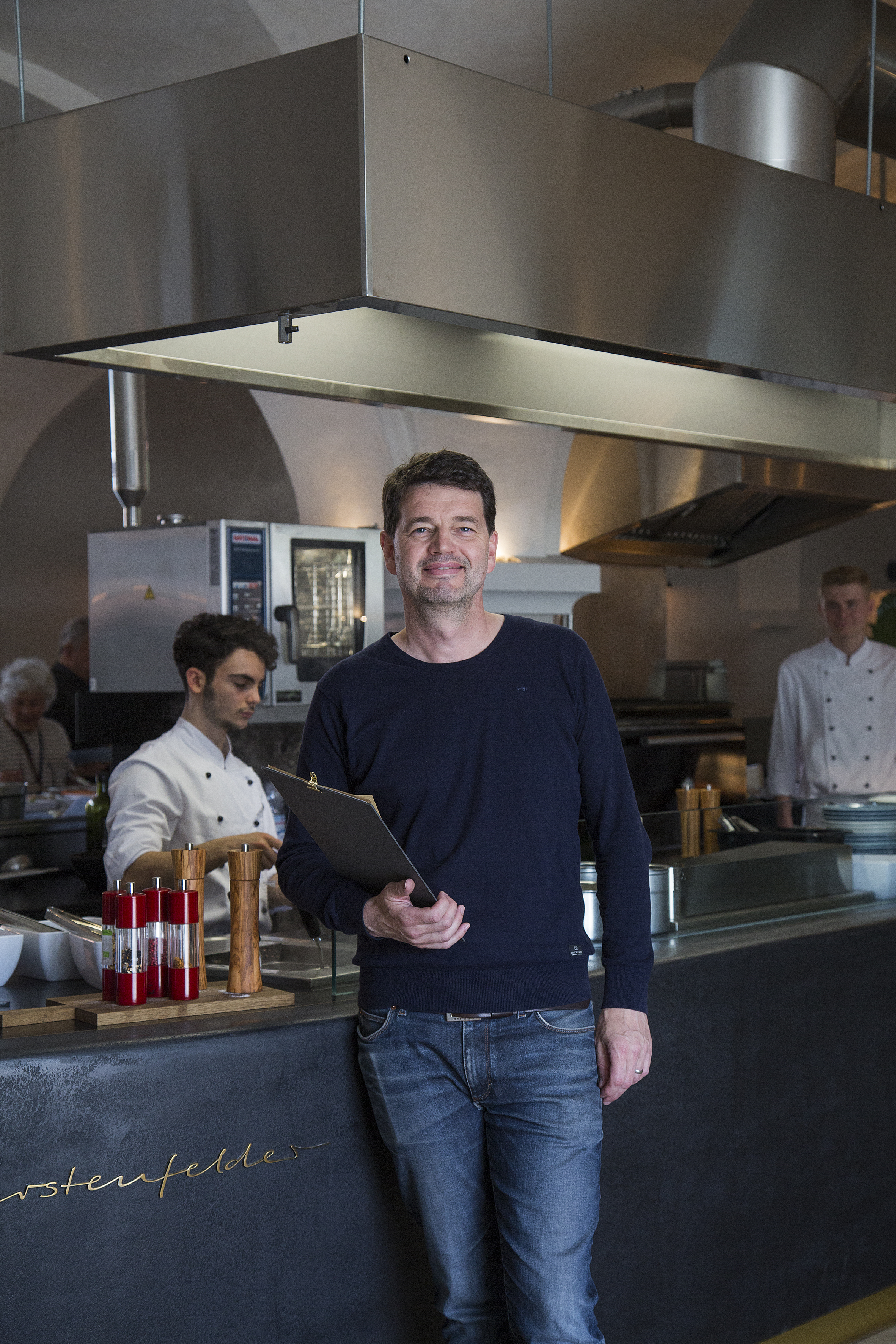Hervorragend gelungen ist Gerhard Kohlfürst die Renovierung des seit 2003 Bio-zertifizierten Restaurants.