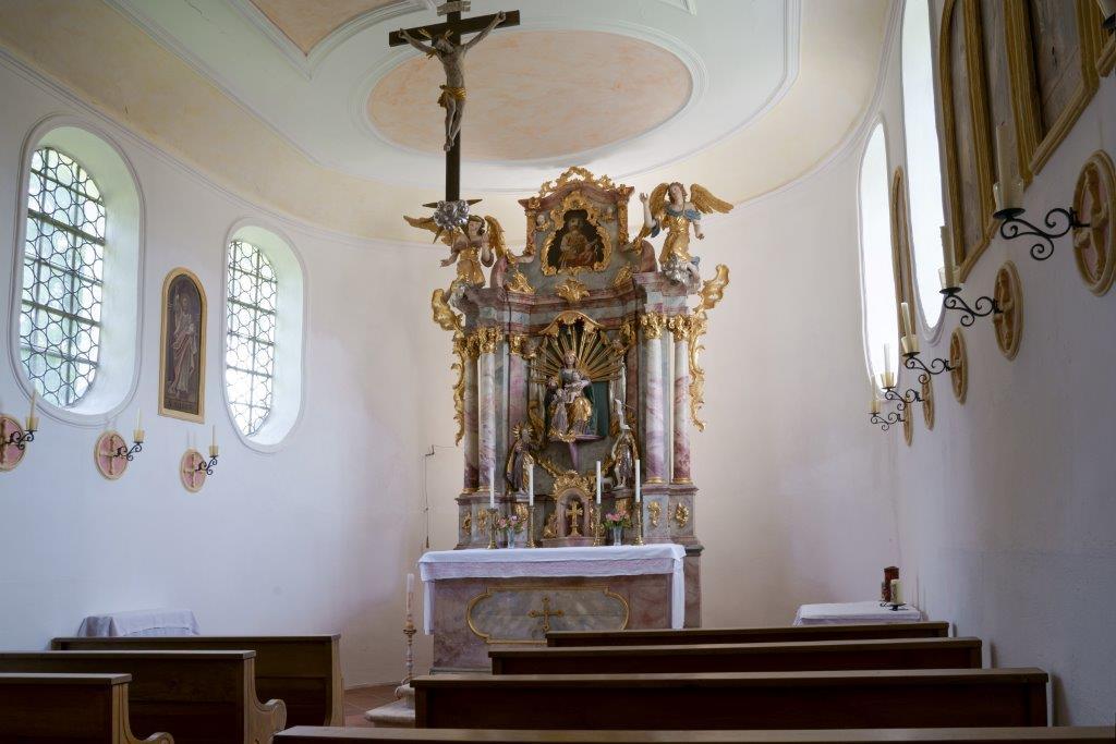 St. Anna-Kapelle in Osterholzen