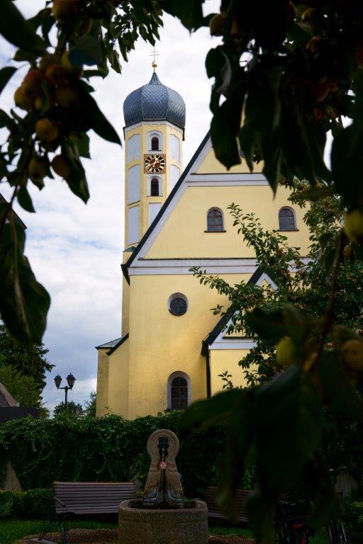 Kirche Egenhofen