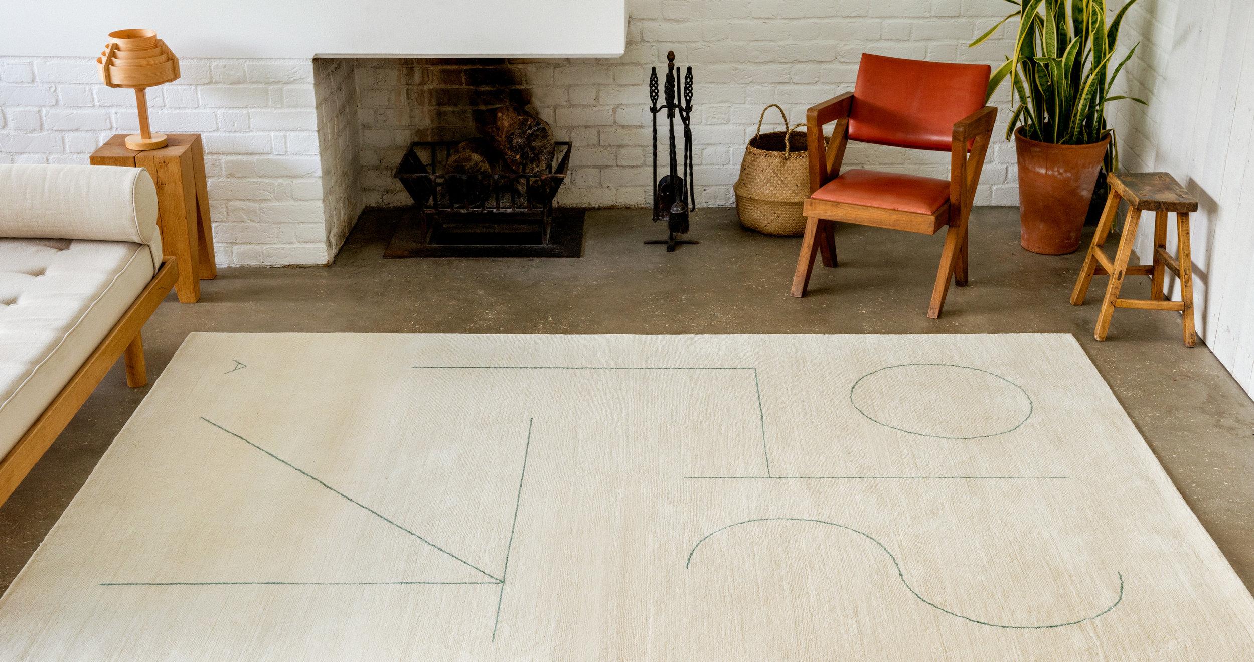 Aiio Studio - Vew rug