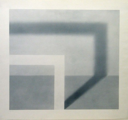 rhapsodical :     Gerhard Richter,  Shadow Picture II  1968