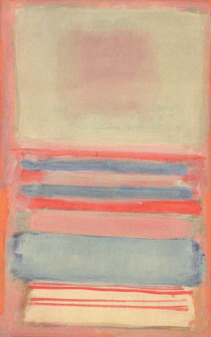 dailyrothko :   Mark Rothko, 1949