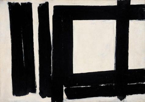 Franz Kline  Painting No. 7  1952