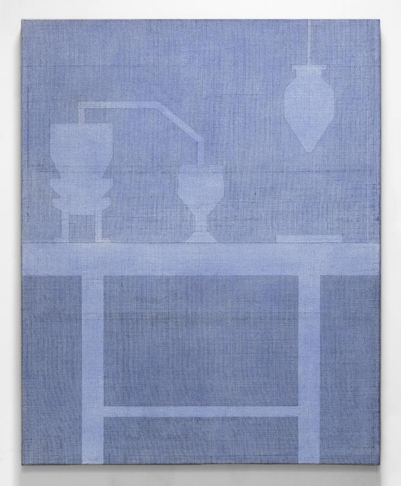 paulgillisstudio :      Paul Gillis  Distillation , 2013, graphite and gesso on hessian, 48 x 60 inches