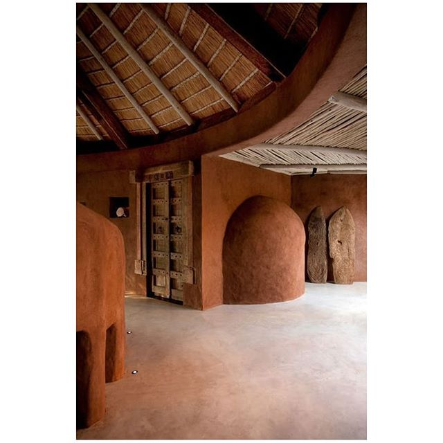 #Colourinspiration  VISI / Leobo Lodge in the Waterberg, South Africa