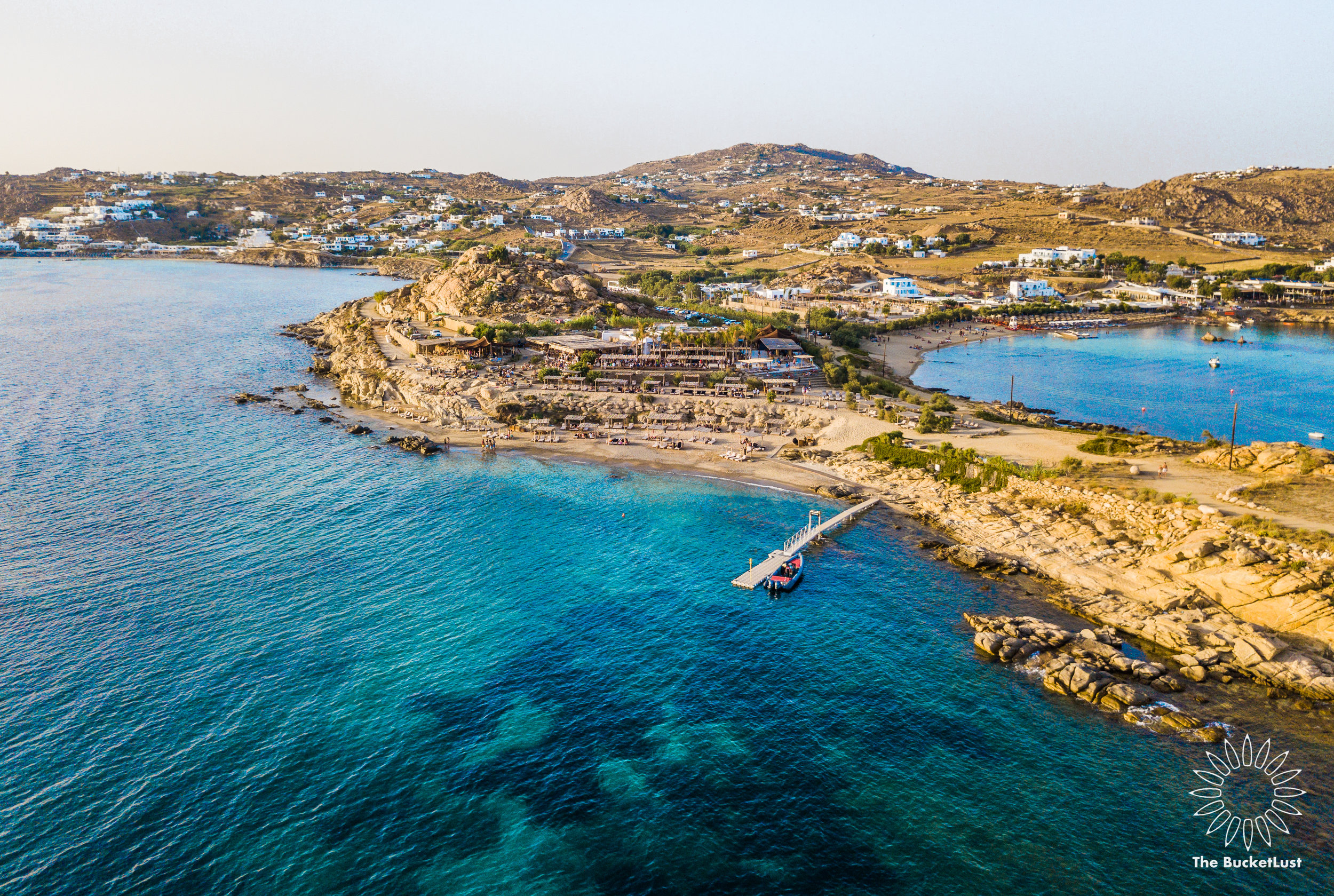 Scorpios Day Party, Greece - The Mykonos Route
