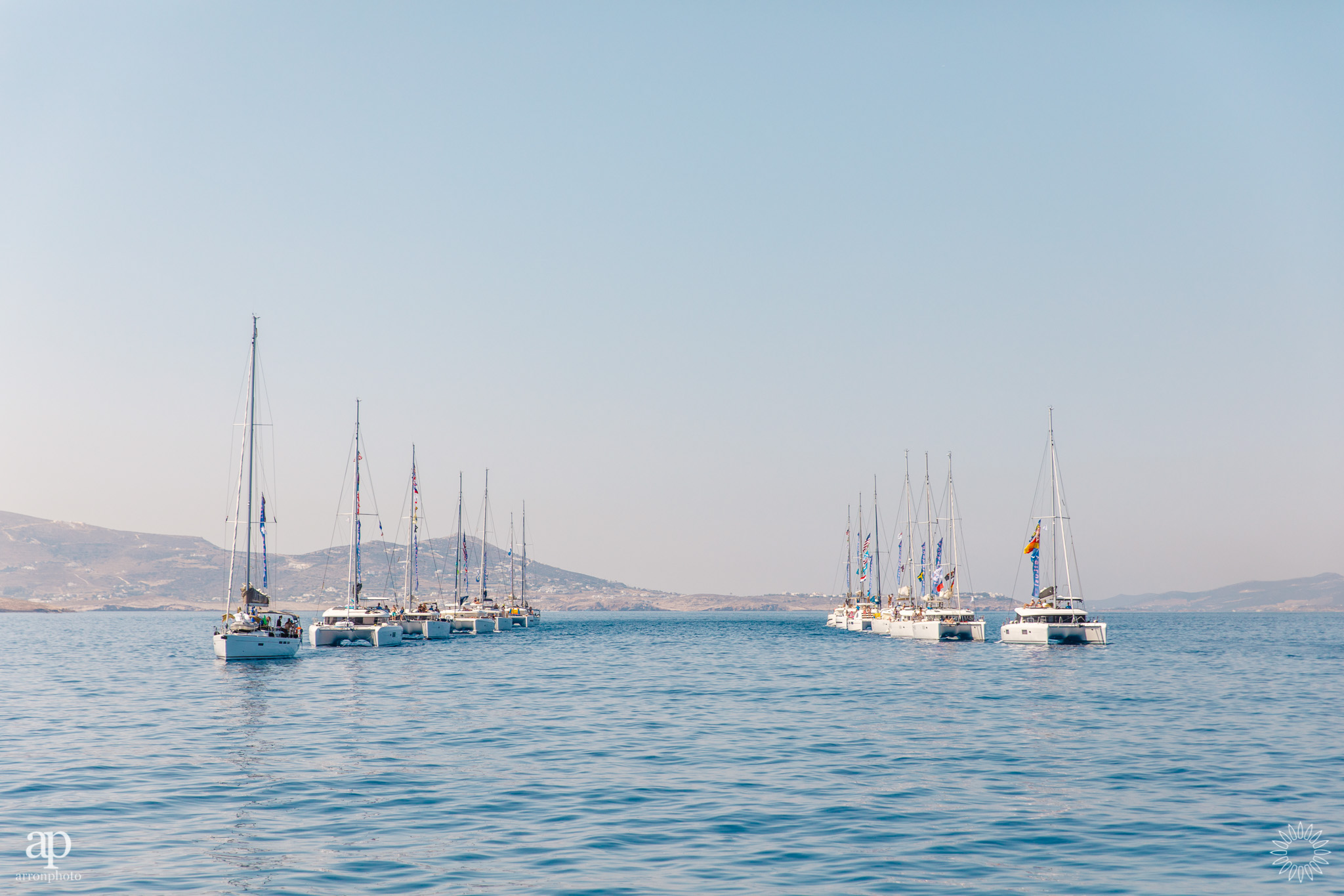 TBL Armada - The Mykonos Route