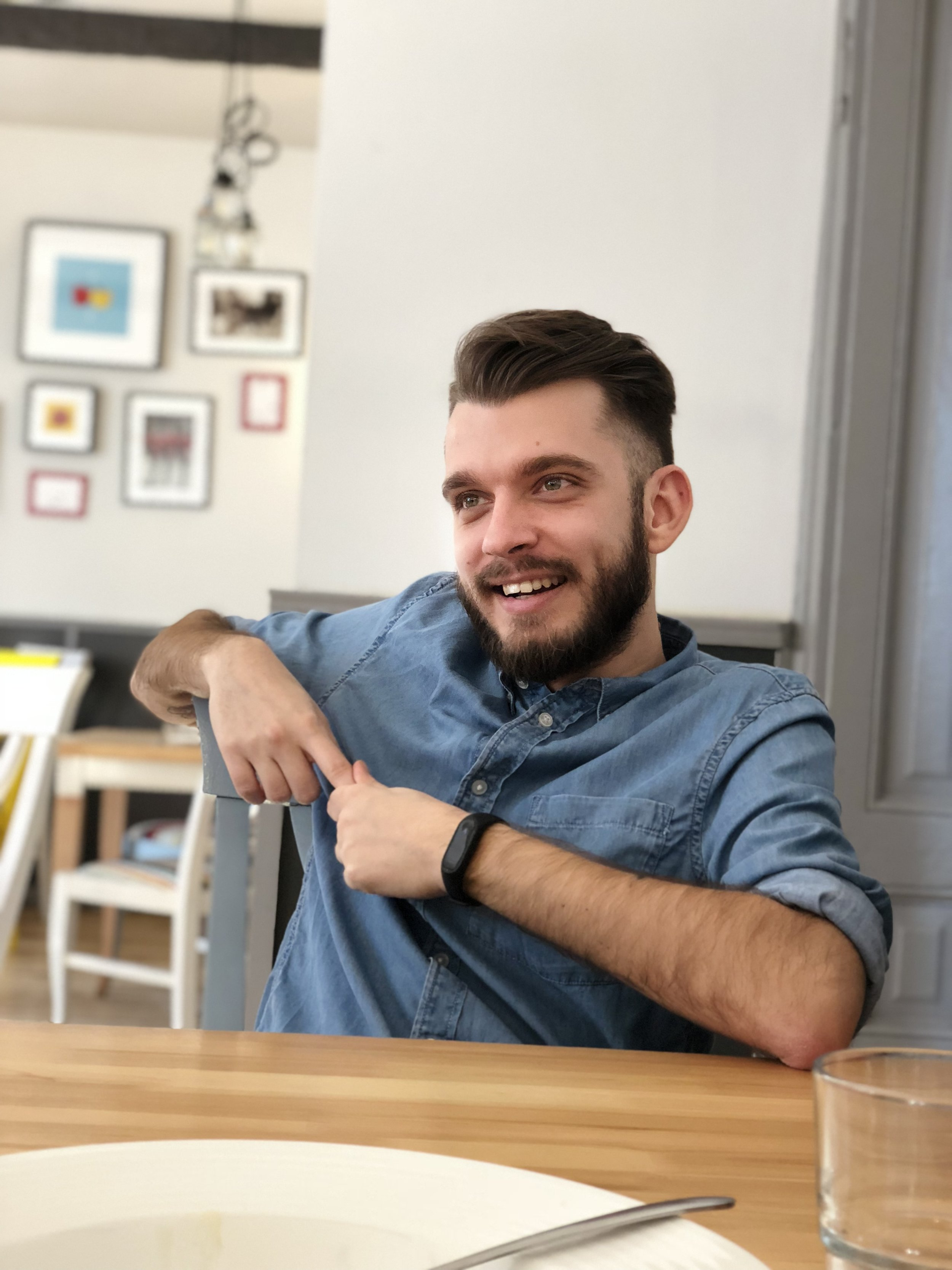 Боян Петров, Head of Digital,  Wishio