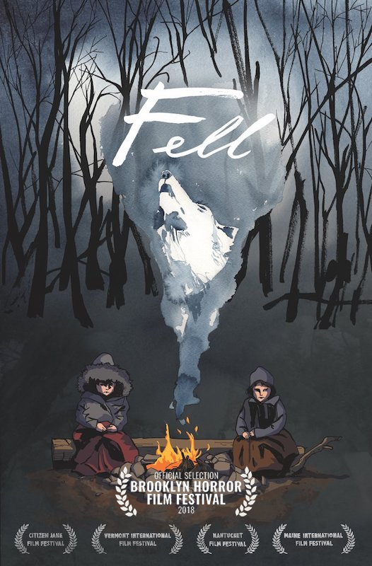 DIRECTOR'S NOTE - FELL is based on one paragraph within Joy Williams' novel