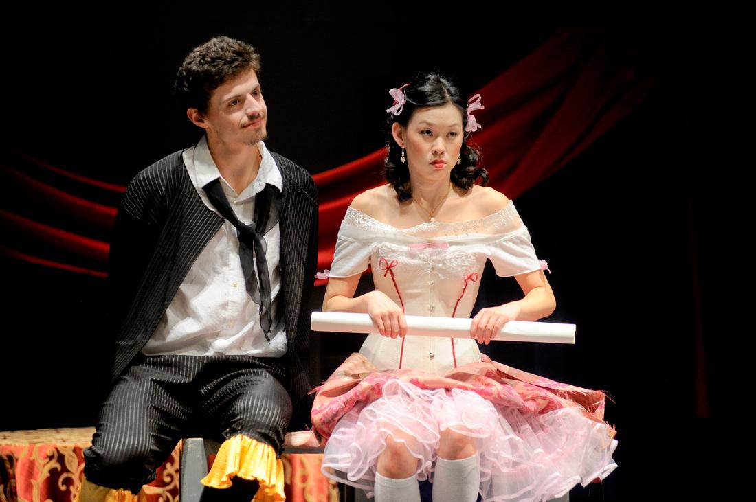 Marianne in Tartuffe
