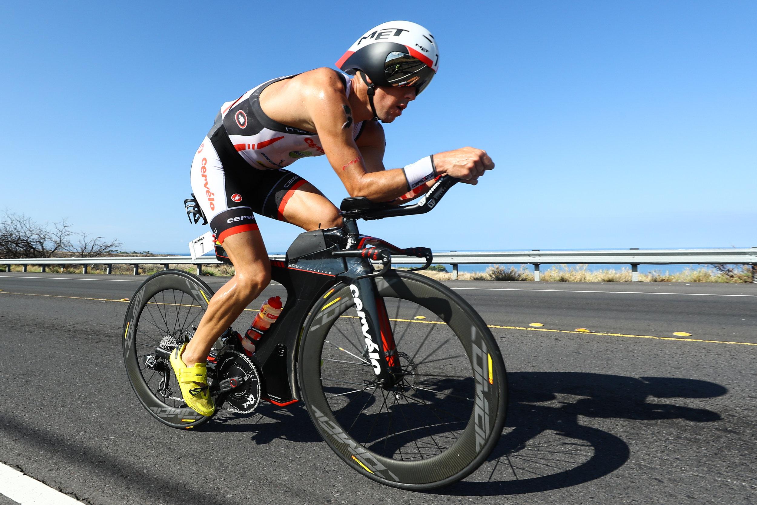 Ironman Hawaii. Photographer: David Pintens.