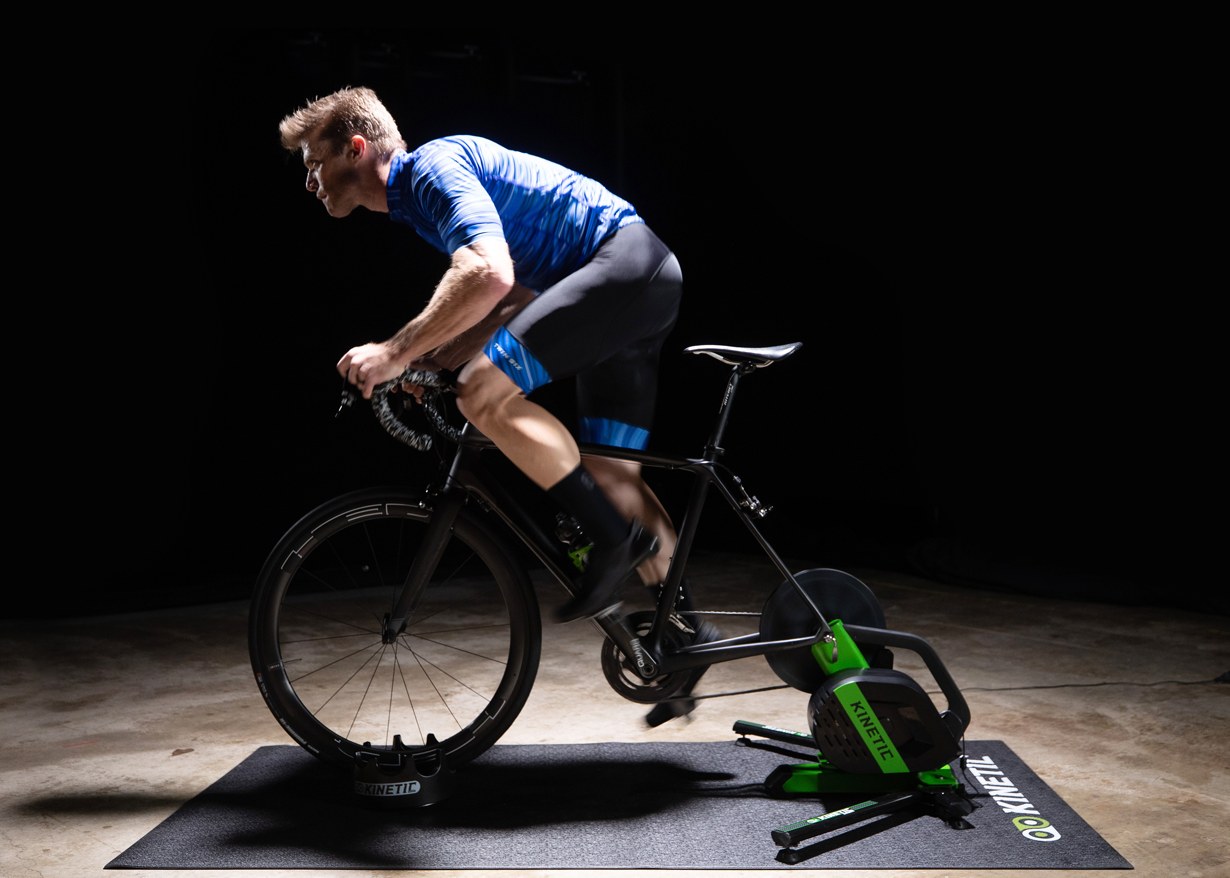 Kinetic Indoor Bike Trainers Interactive Smart Trainers And Accessories