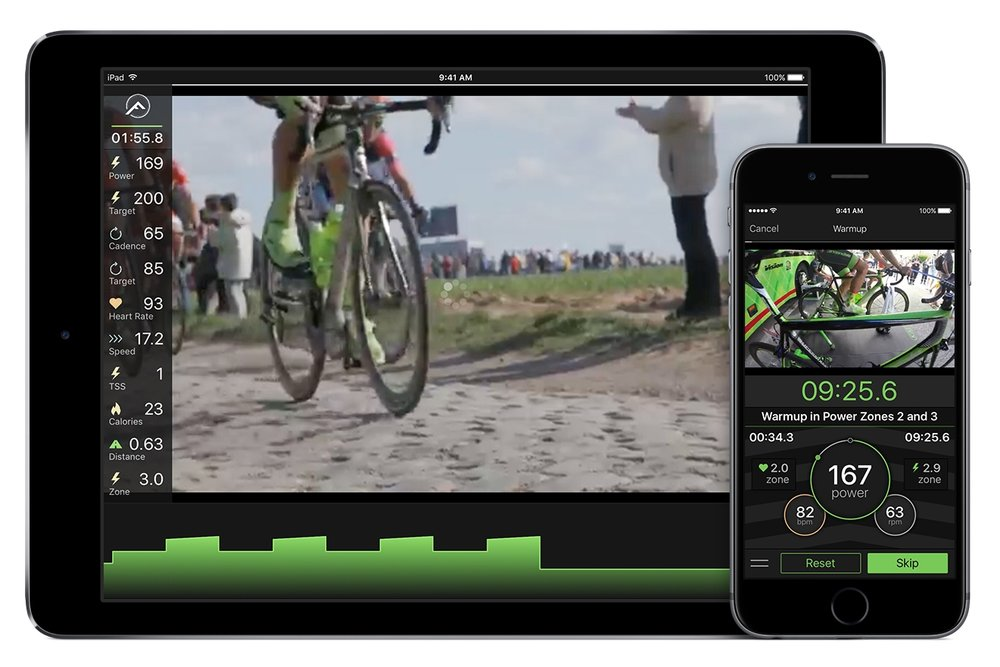 Kinetic Fit app iPad or iPhone