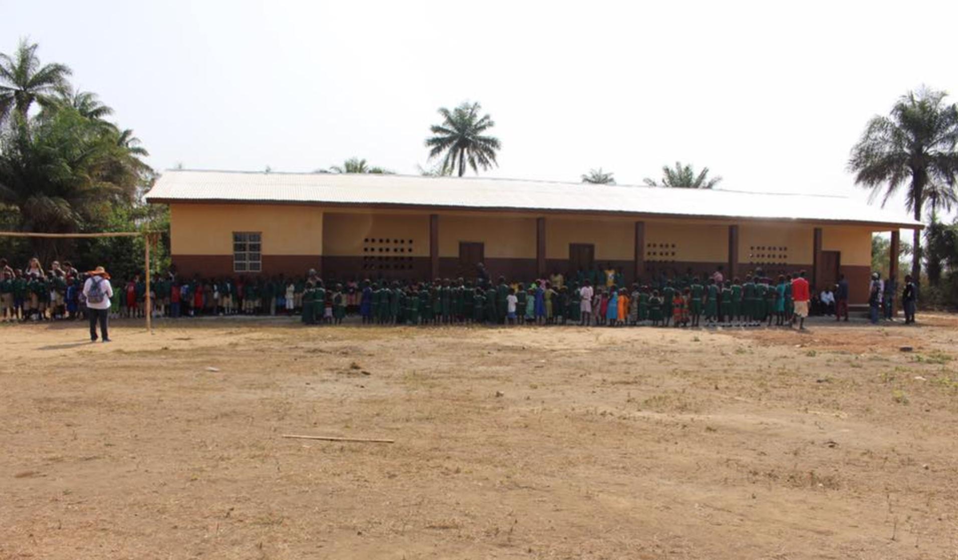 Mange Acre Primary School.